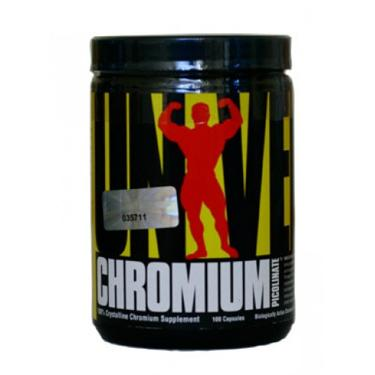 Universal Nutrition CHROMIUM PICOLINATE