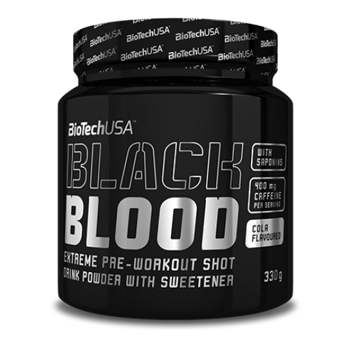 BioTech Black Blood NOX (330 гр.)