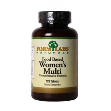 Form Labs Naturals Food Based Women's Multi 60 tab