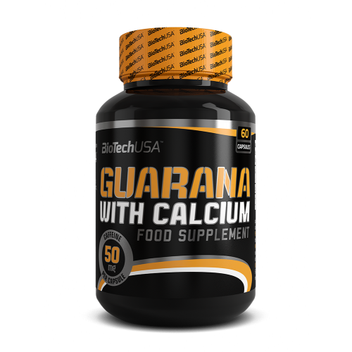 BioTech Guarana with calcium