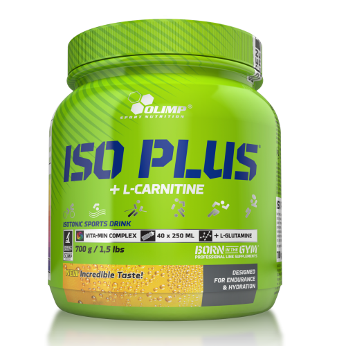 Olimp Sport Iso Plus powder