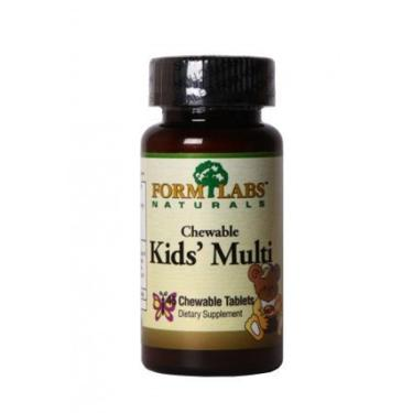 Form Labs Naturals Kid's Multivitamin