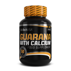 Guarana with calcium